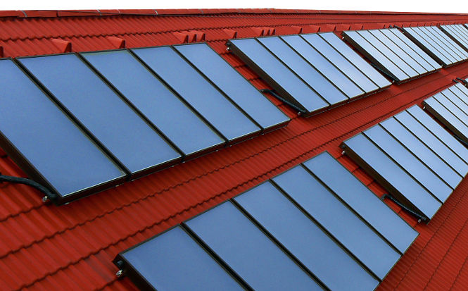 Solární kolektory PROPULS SOLAR s.r.o.