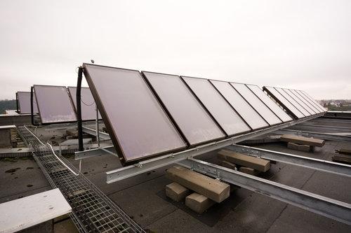Náš velkoplošný solární systém SUNTIME je projektem Obnovitelného desetiletí