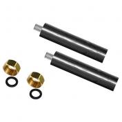 Prostupové flexi potrubí DN 16 2x délka 1 m - matice 3/4