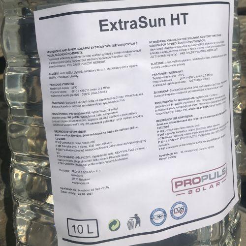 Solární kapalina ExtraSun HT 10 litrů v PET kanystru