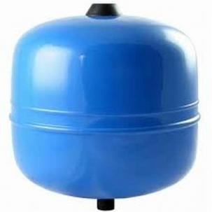 Expanzní nádoba pro pitnou vodu 33 litrů/10bar, s upevňovacími závěsy