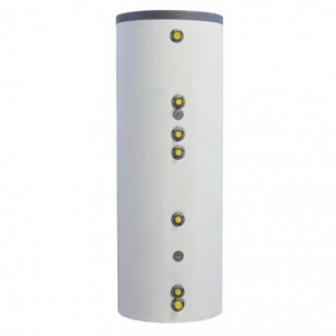 Solární zásobník HUSSA 400, TV s izolací