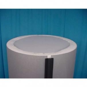 Zásobník kombinovaný 500 litrů/TV nerez, izolace 80 mm