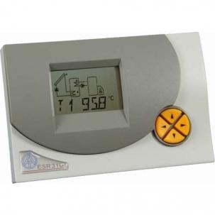 Solární regulace jedno-okruhová ESR31-D (2 čidla)