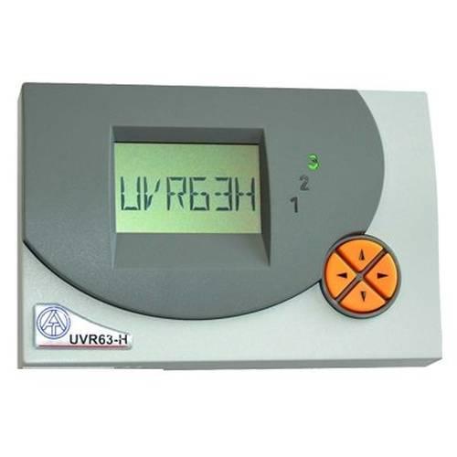 Regulace tří-okruhová ekvitermní UVR63-H (2 čidla, venkovní, vnitřní)