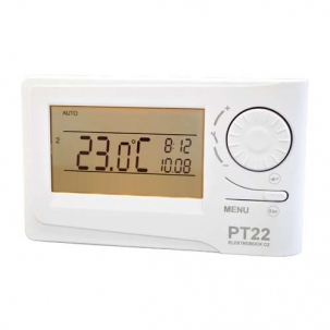 BPT22 Pokojový termostat bezdrátový