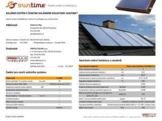 Program SUNTIWARE