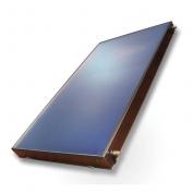 Model českého solárního kolektoru SUNTIME 2.1